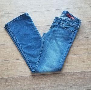 Express X2 Zelda Boot Cut Jeans
